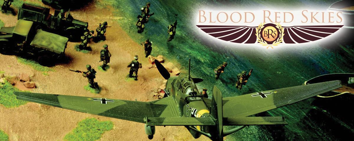 Blood Red Skies: Naval Strike!