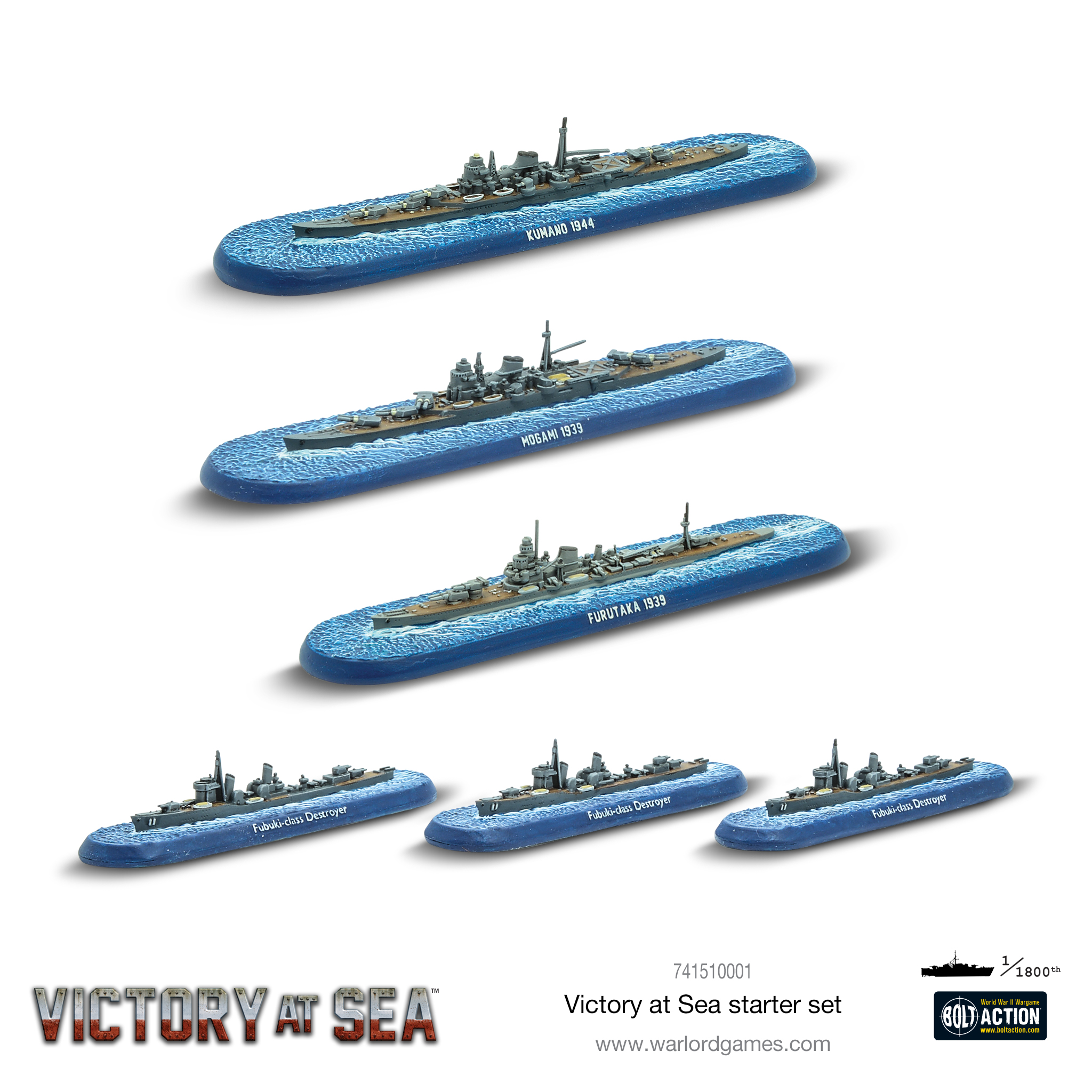 Victory at Sea Starter