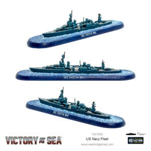 US Navy Fleet USS Portland