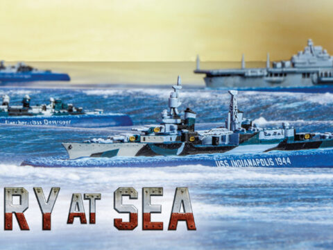 Victory at Sea: Battle of the Komandorski Islands
