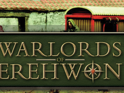 Warlords of Erehwon: Romans & Roman Warbands