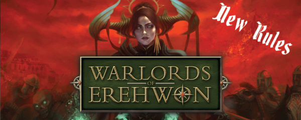 Erehwon New Rules: Solo Play and New Monsters