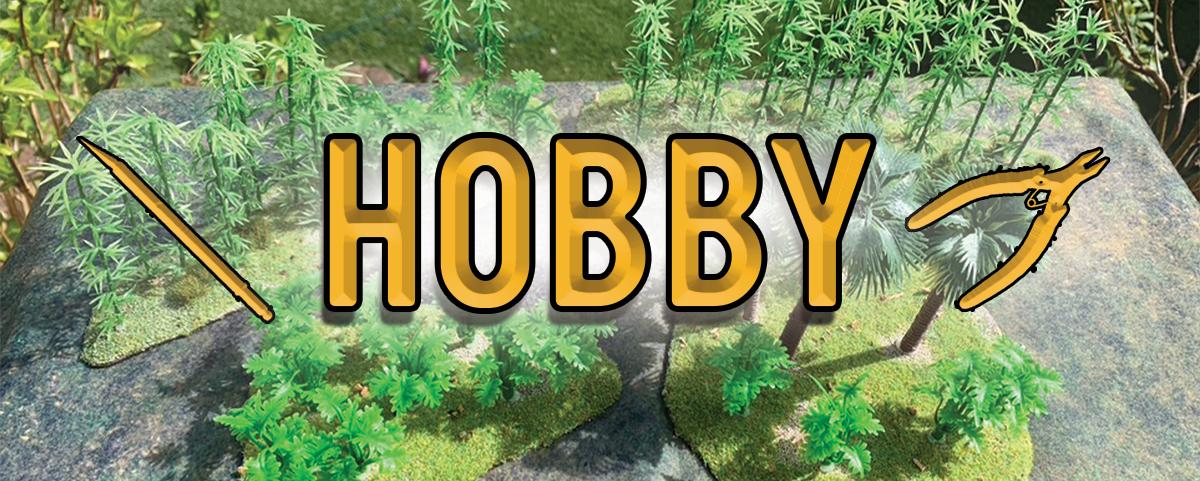 Scenery Workshop: Tree Terrain Bases