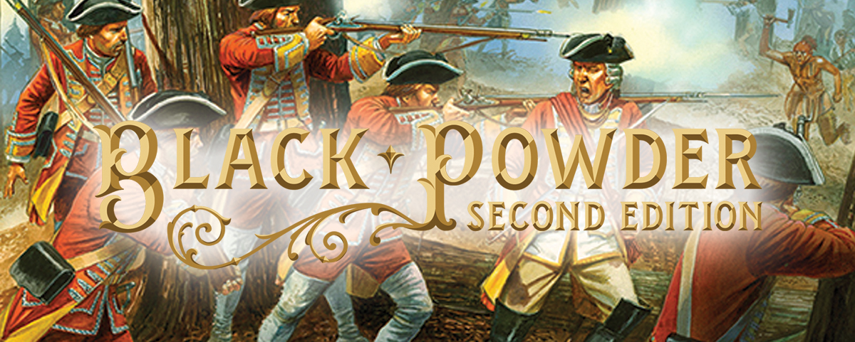 Gaming the French Indian War Using Black Powder