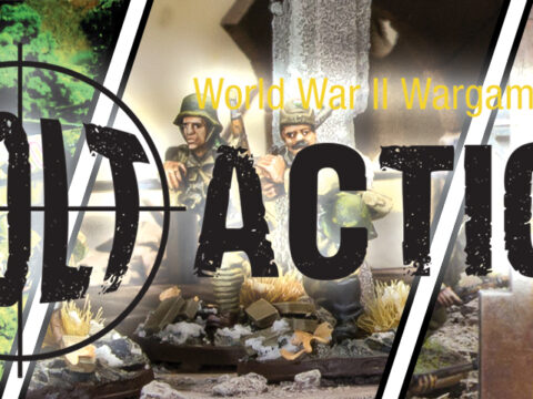 Theatres of War: Bolt Action Campaign Books