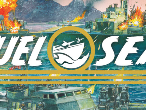 A Look Inside: Cruel Seas Close Quarters!