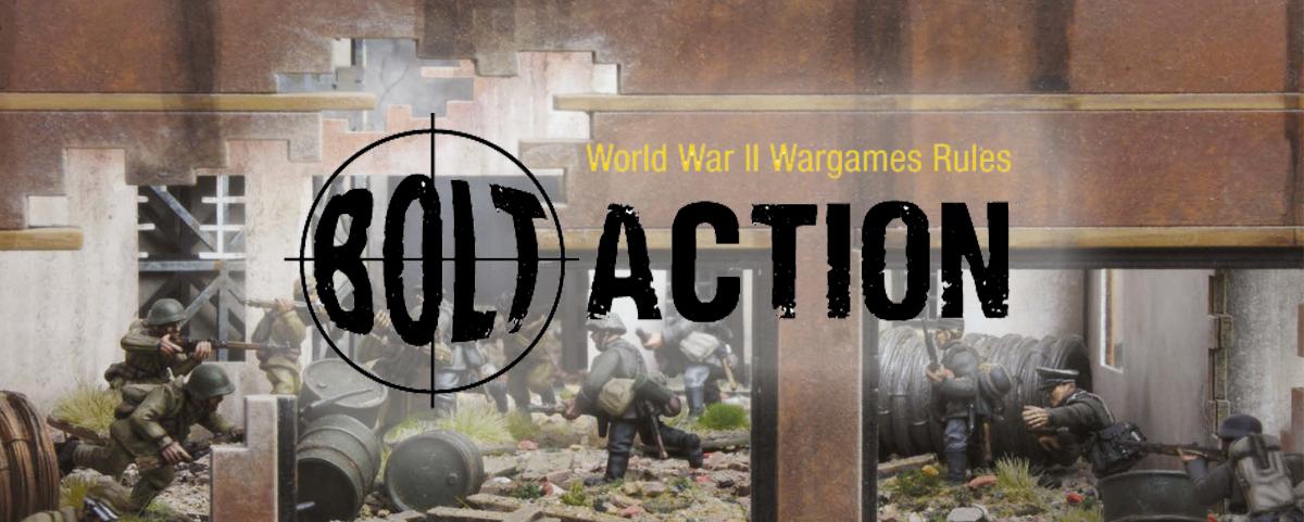 Bolt Action: Soviet Airborne at Stalingrad