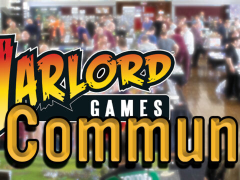 Warlord Games: The Evolving Community
