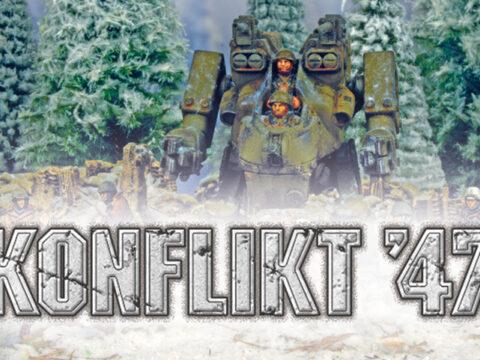 Latest FAQ, Errata & New Rules: Konflikt '47