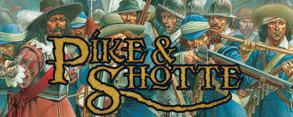 Weapons of Pike & Shotte: It's in the Name…