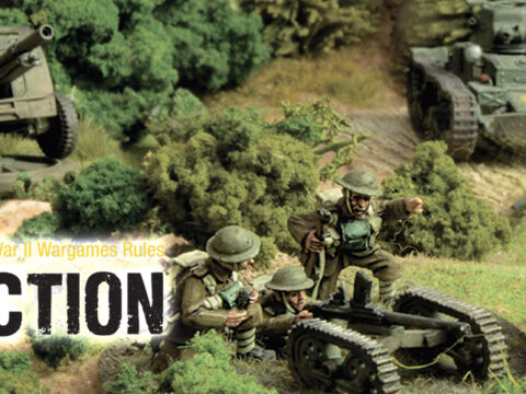 The Battle of France: A Bolt Action Campaign Book