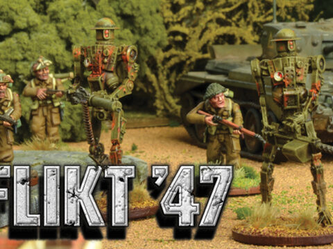 Getting the most from Konflikt '47 Starter Armies