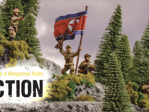 New Experimental Rules: Bolt Action Korea