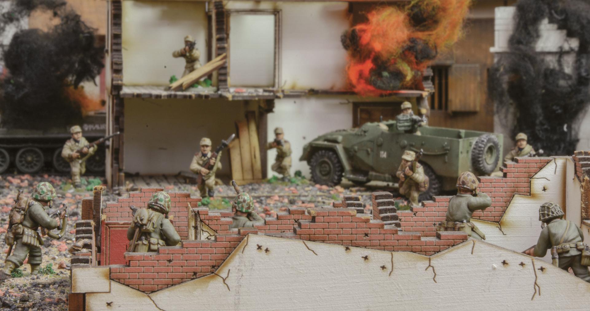 Korean War Street Fighting