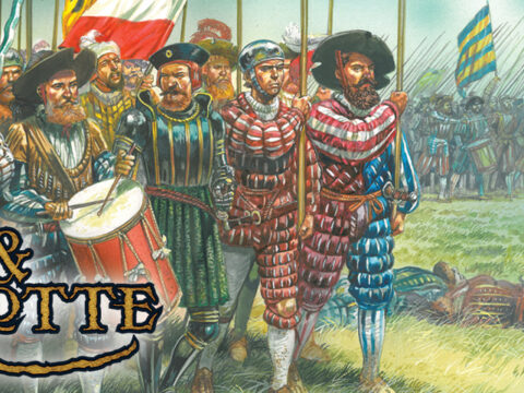 Pike & Shotte Warfare: Who were the Landsknechts?