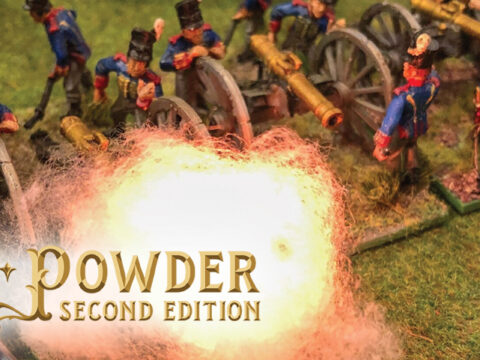 Black Powder: Artillery on the Battlefield