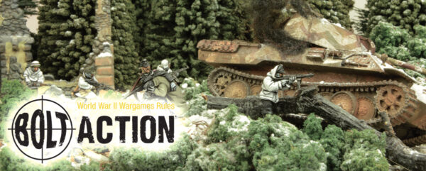 Battle of the Bulge: A Bolt Action Campaign Book