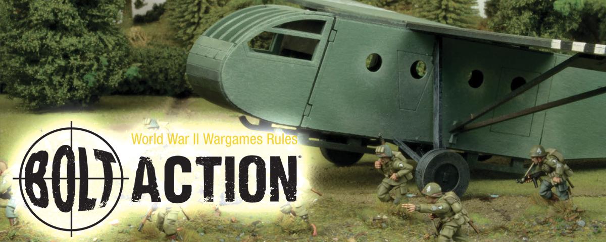 Market Garden: A Bolt Action Campaign Book