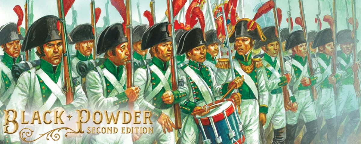 Spanish Napoleonic Infantry (1805-1811)