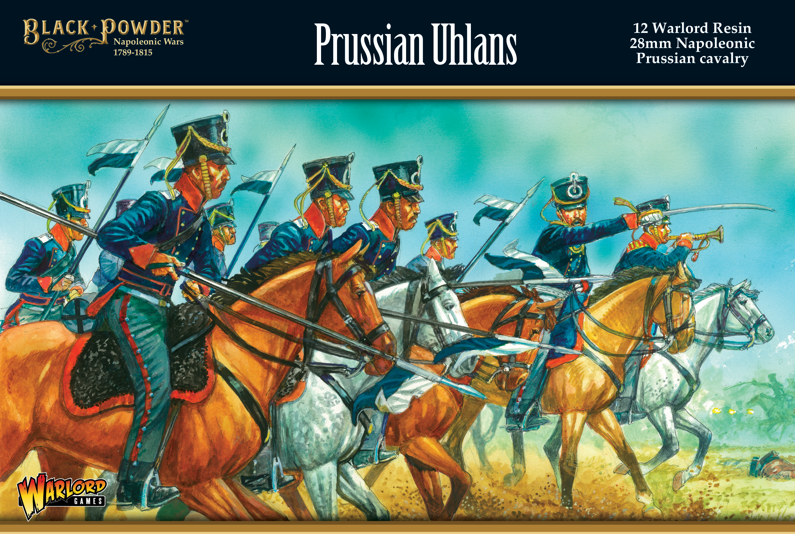 Prussian Cavalry - Uhlans
