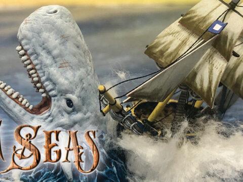 Navigating the High Seas: Terrors Lurk Below