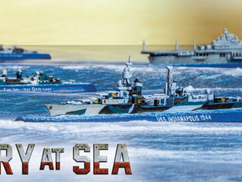 Victory at Sea Fleet Focus: US Navy Fleet