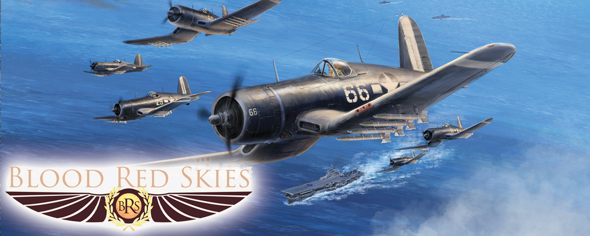 Blood Red Skies: Air War in the Pacific