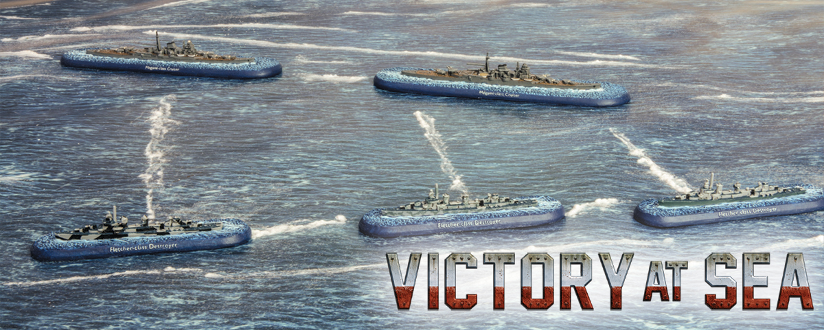 Victory at Sea Fleet Focus: Imperial Japanese Navy