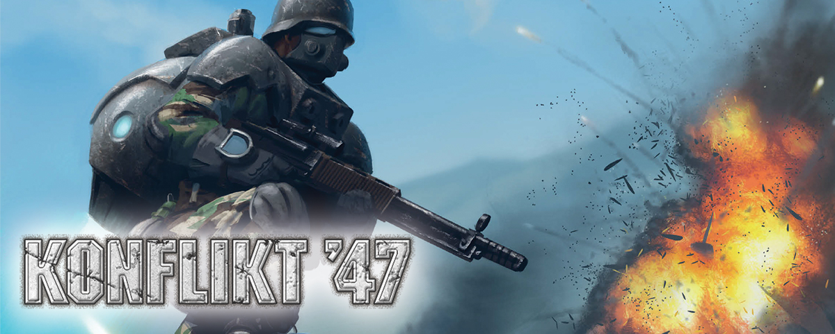 Konflikt '47: Alternative Finnish Defense & Attack Forces