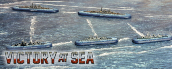 Victory at Sea: Tokyo Express Solo-Play Rules
