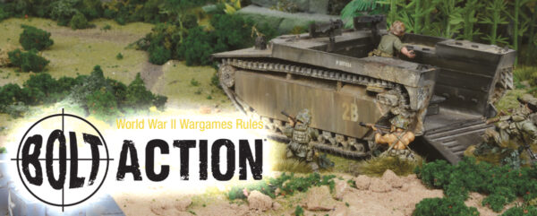 Painting Guide: USMC LVT-4 Buffalo