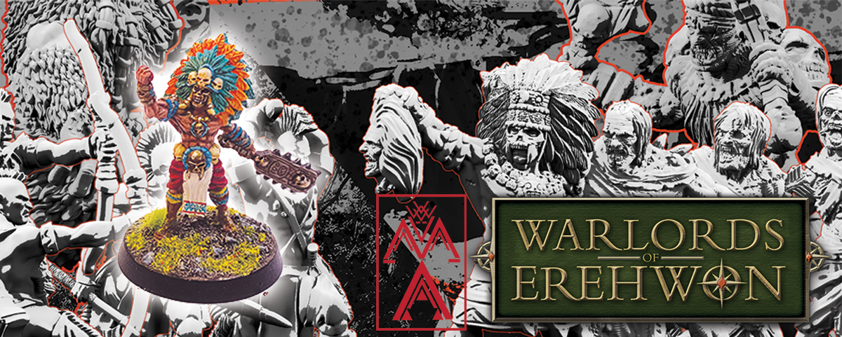 Mythic Americas: The Aztec Warband