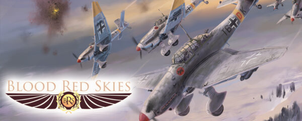 Blitz Buggies: a Blood Red Skies Scenario