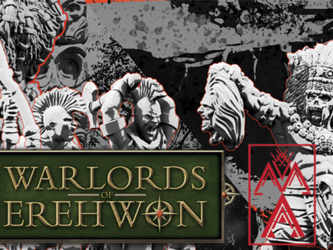 Mythic Americas: American Folklore through Warlords of Erehwon