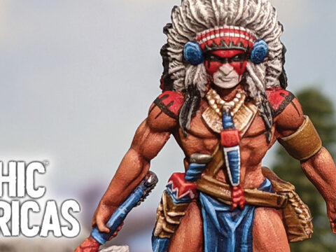 Mythic Americas: The Tribal Nations Warband
