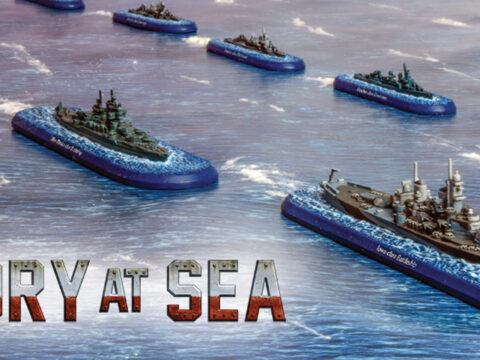 Victory at Sea Rulebook: A Preview