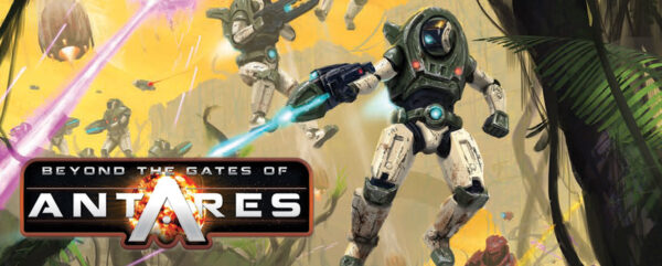 Beyond the Gates of Antares Batrep: Algoryn Vs Boromites Part Two
