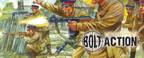 The Struggle Continues – The NKVD in Bolt Action