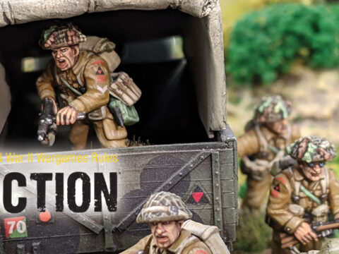 Bolt Action: British & Canadian Infantry