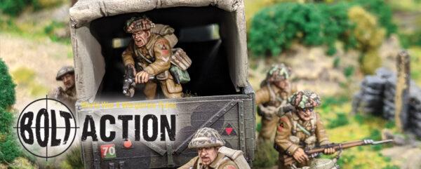 Bolt Action: British & Canadian Infantry